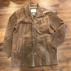 Men's Orvis suede sport jacket. Gently worn.